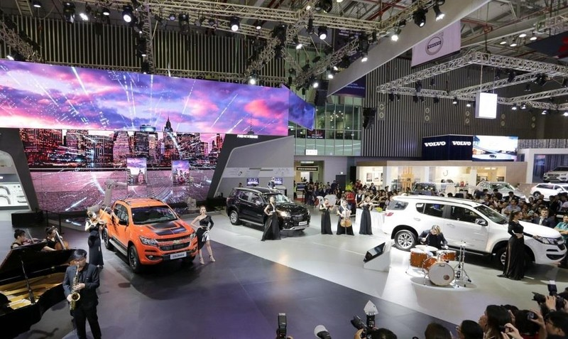 Vietnam Motor Show 2019 quy tụ 14 hãng xe hàng đầu thế giới - ảnh 1