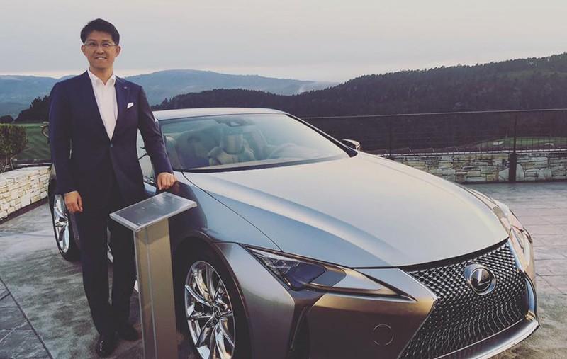 Lexus 2020 bất ngờ được trang bị công nghệ lạ - ảnh 1