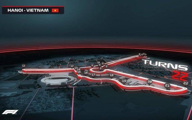 Chặng đua F1 VinFast chính thức tạm hoãn vì dịch Covid-19 - ảnh 1