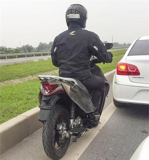 Lộ xe Vinfast V9 'kỳ phùng địch thủ' của Honda SH - ảnh 1