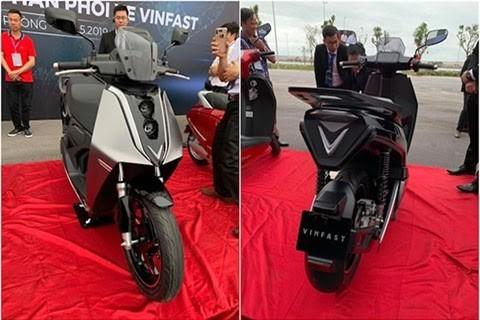 Lộ xe Vinfast V9 'kỳ phùng địch thủ' của Honda SH - ảnh 2