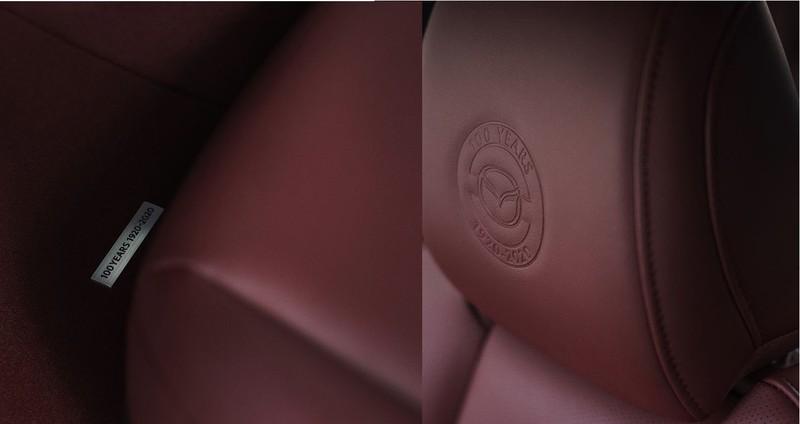 Mazda ra mắt xe mui trần đặc biệt kỷ niệm 100 năm hoạt động - ảnh 3