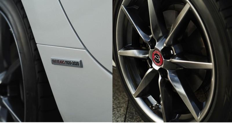 Mazda ra mắt xe mui trần đặc biệt kỷ niệm 100 năm hoạt động - ảnh 2