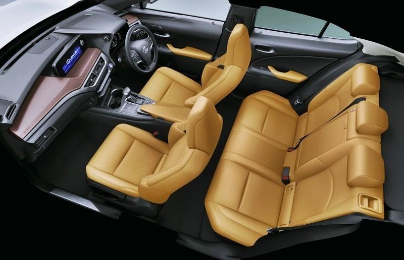 Xuất hiện xe Lexus phiên bản màu lạ - ảnh 2