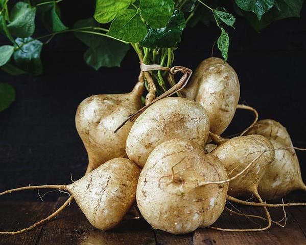 Ăn củ đậu giúp giảm cân và quản lý huyết áp - ảnh 2