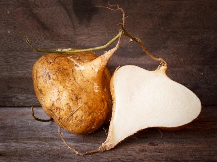 Ăn củ đậu giúp giảm cân và quản lý huyết áp - ảnh 1