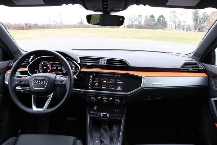 Audi ra mắt mẫu Q3 mới thể thao và hiện đại hơn - ảnh 2