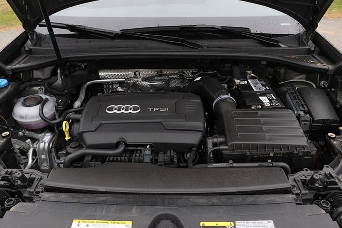 Audi ra mắt mẫu Q3 mới thể thao và hiện đại hơn - ảnh 3