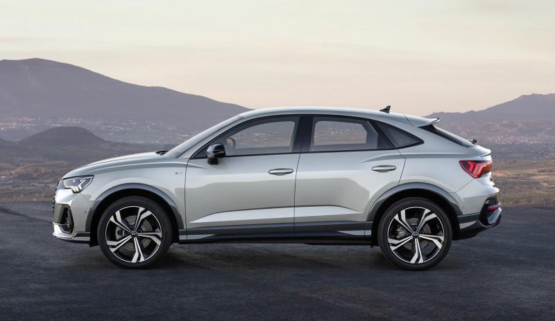 Audi ra mắt mẫu Q3 mới thể thao và hiện đại hơn - ảnh 1