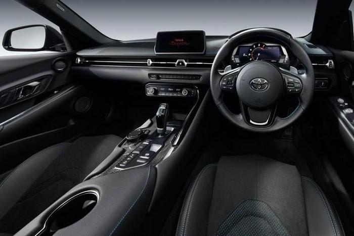 Toyota GR Supra 2021 hai phiên bản đặc biệt, giới hạn số lượng - ảnh 3