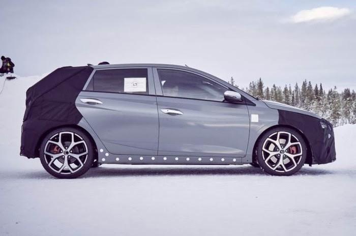 Hyundai i20 giá rẻ thế hệ mới bất ngờ xuất hiện - ảnh 3