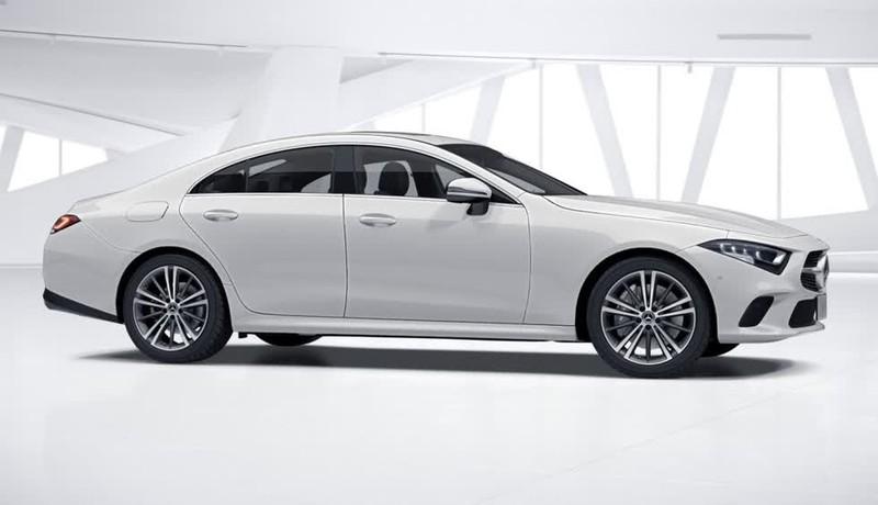 Mercedes-Benz CLS 260 2020 ra mắt phiên bản giá rẻ   - ảnh 2