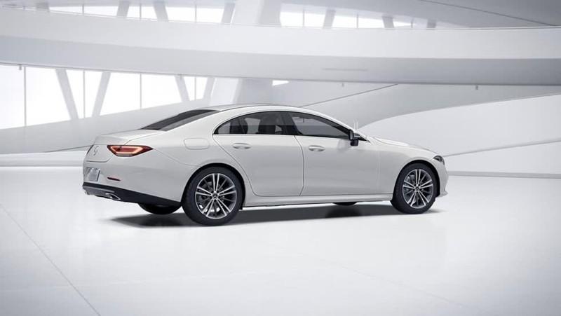 Mercedes-Benz CLS 260 2020 ra mắt phiên bản giá rẻ   - ảnh 3