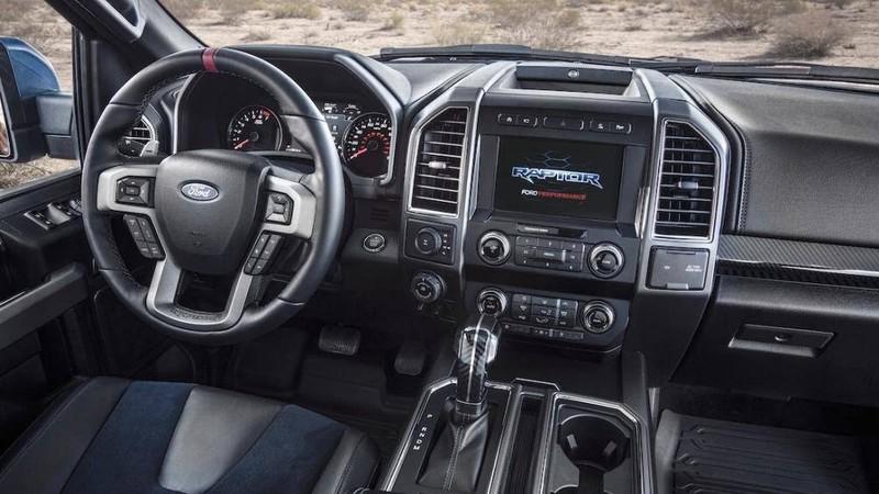 Ford F-150 Raptor 2021 sẽ mạnh và đẹp hơn tiền nhiệm - ảnh 3