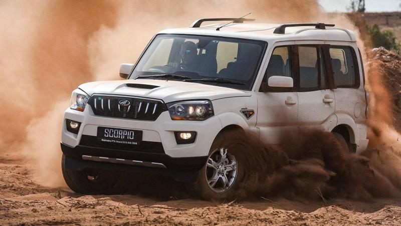 Mahindra Scorpio giá rẻ chỉ 382 triệu, nhiều tiện ích an toàn  - ảnh 2