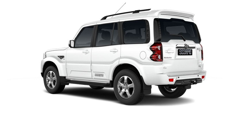 Mahindra Scorpio giá rẻ chỉ 382 triệu, nhiều tiện ích an toàn  - ảnh 3