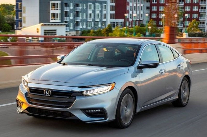 Honda ra mắt xe hybrid tiềm năng cạnh tranh thị trường  - ảnh 1