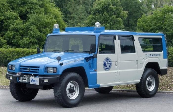 Xe quân sự 'cực ngầu' hiếm gặp của Toyota - ảnh 1