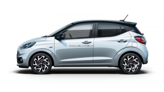 Hyundai i10 mới ra mắt, giá rẻ chỉ hơn 490 triệu đồng - ảnh 2