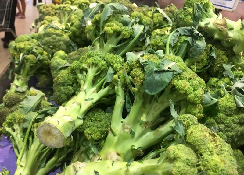 5 loại rau phổ biến giàu protein rất tốt để ăn kiêng - ảnh 1