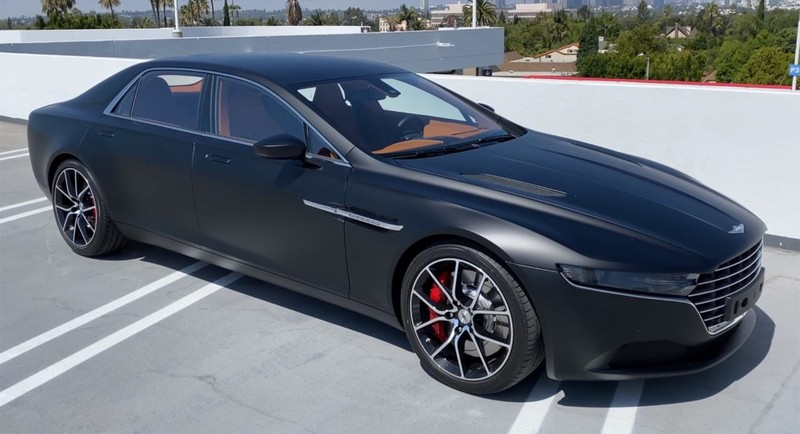 Đâu là chiếc ô tô sedan hạng sang đắt nhất thế giới? - ảnh 1