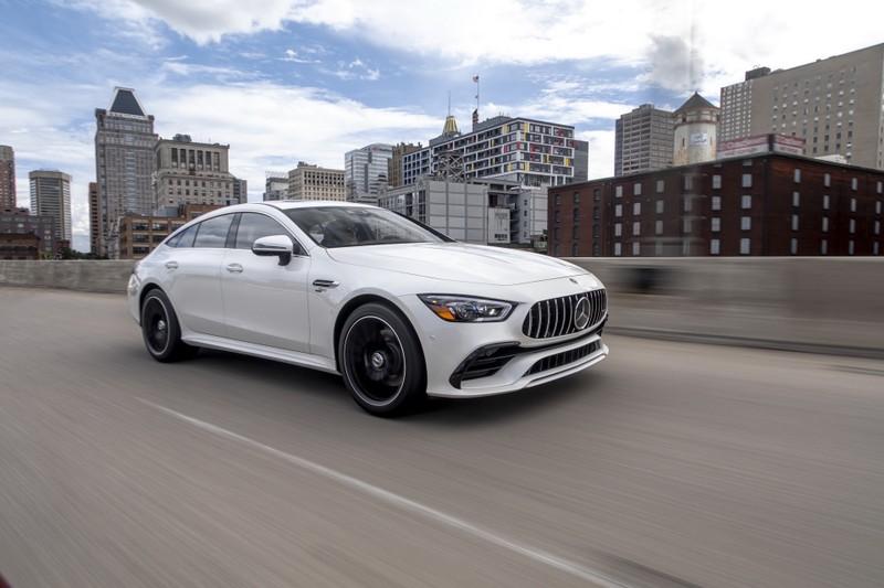 Những mẫu xe Mercedes năm 2021 có công nghệ gì mới? - ảnh 5