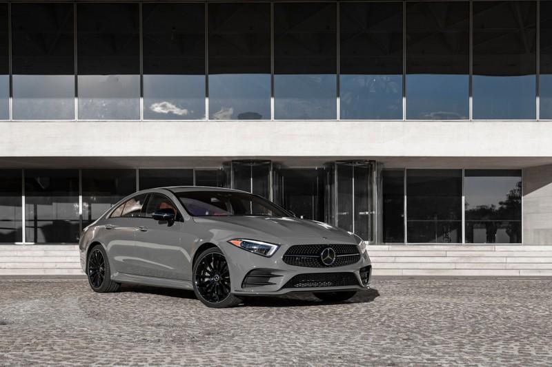 Những mẫu xe Mercedes năm 2021 có công nghệ gì mới? - ảnh 2
