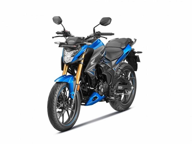 Mẫu mô tô thế hệ mới của Honda giá khoảng 40 triệu đồng - ảnh 3