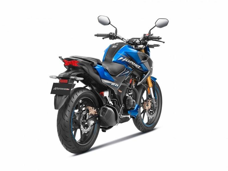 Mẫu mô tô thế hệ mới của Honda giá khoảng 40 triệu đồng - ảnh 2
