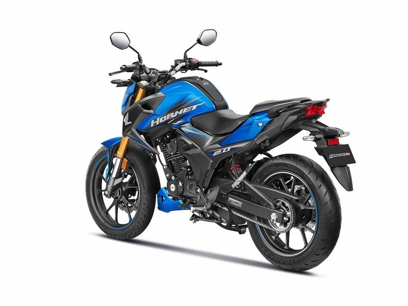 Mẫu mô tô thế hệ mới của Honda giá khoảng 40 triệu đồng - ảnh 1