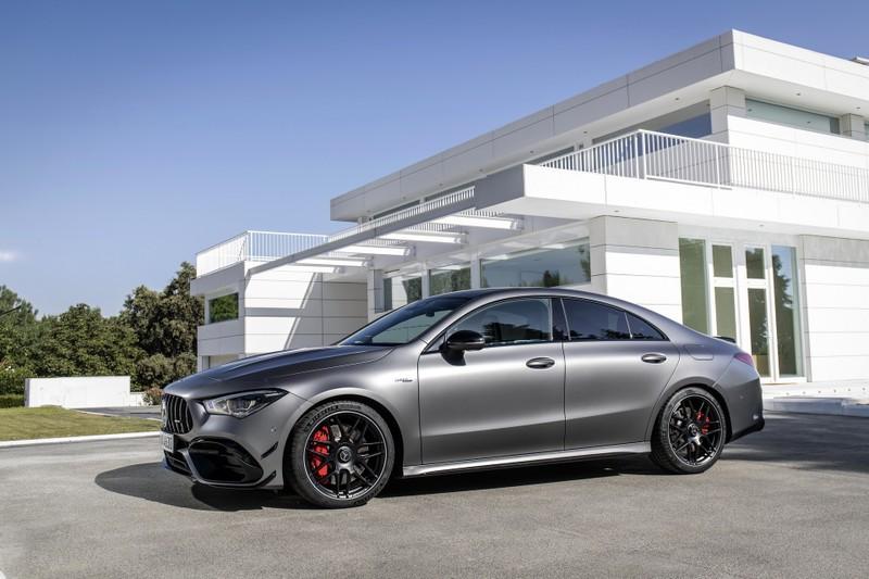 Những mẫu xe Mercedes năm 2021 có công nghệ gì mới? - ảnh 1