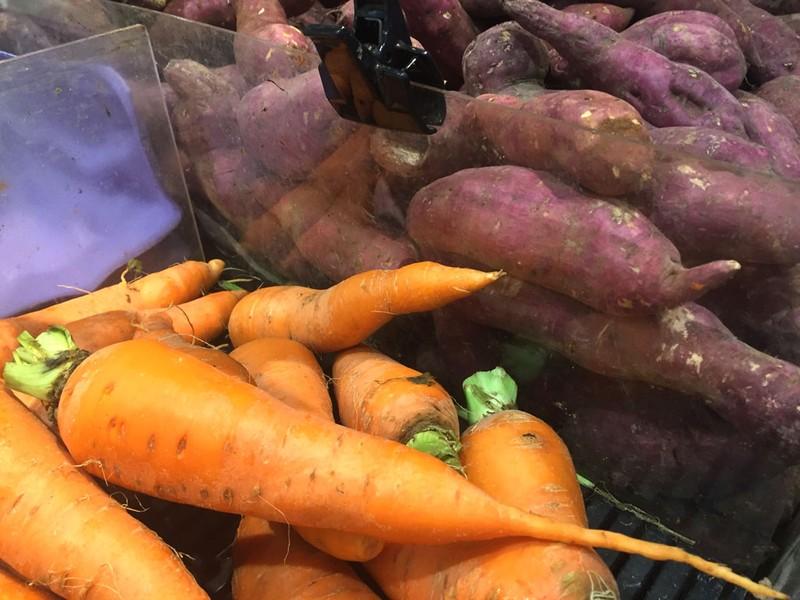 9 loại rau củ hàng đầu giúp đốt cháy mỡ bụng - ảnh 4