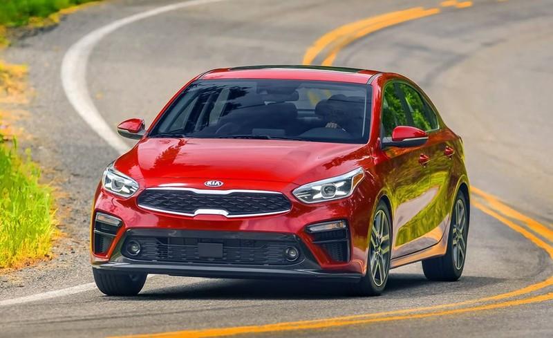 Top 10 ô tô giá rẻ nhất cho năm 2021 - ảnh 4