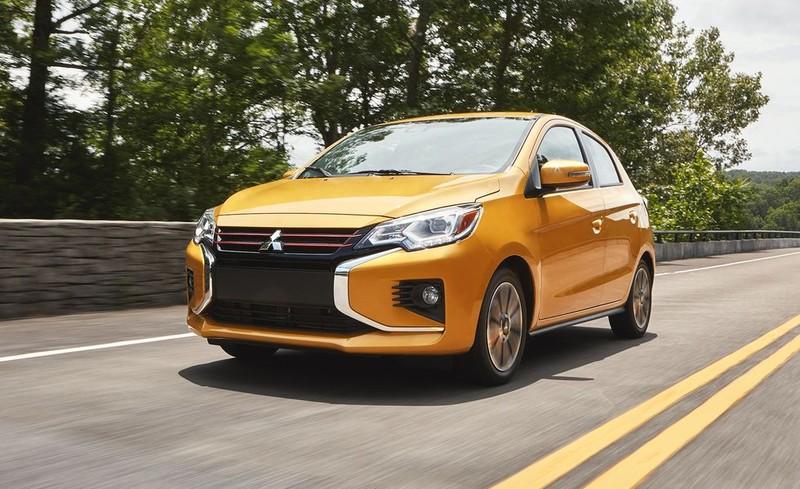 Top 10 ô tô giá rẻ nhất cho năm 2021 - ảnh 9