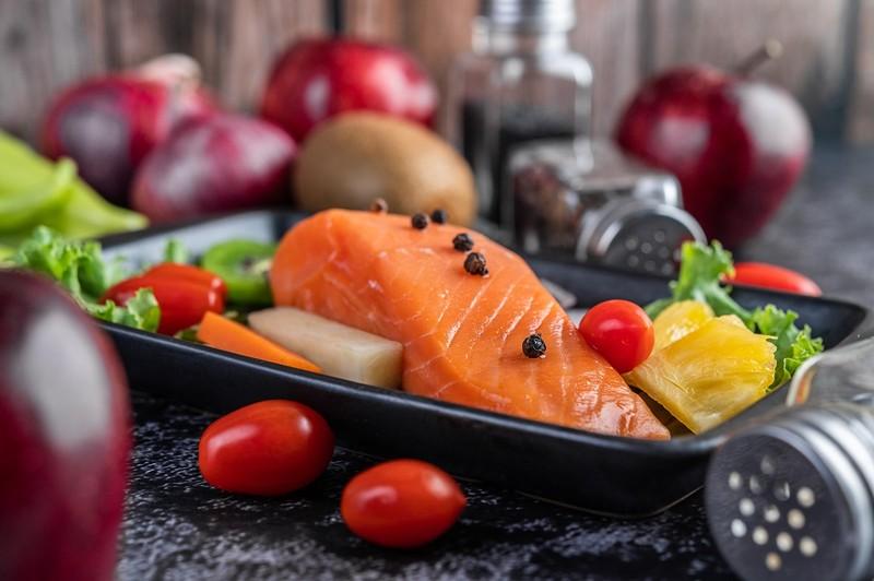 Lý do tại sao thực phẩm giàu omega-3 tốt cho phổi của bạn - ảnh 1