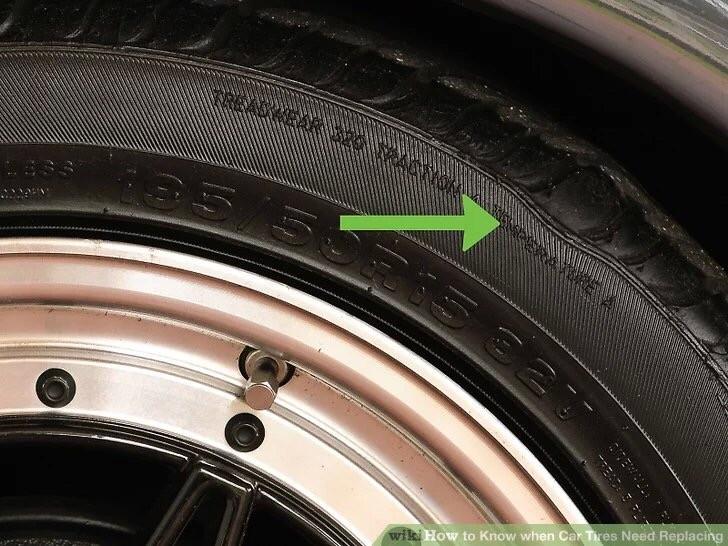 Làm thế nào để biết khi nào cần thay lốp ô tô? - ảnh 4