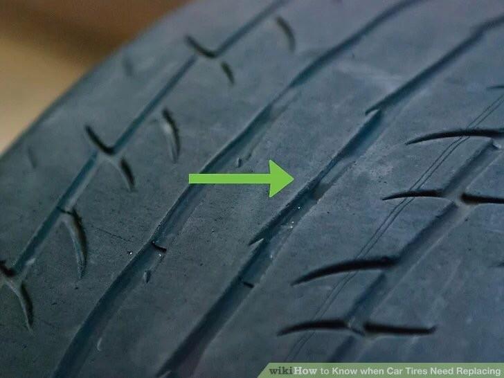 Làm thế nào để biết khi nào cần thay lốp ô tô? - ảnh 1