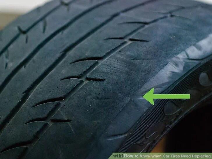 Làm thế nào để biết khi nào cần thay lốp ô tô? - ảnh 3