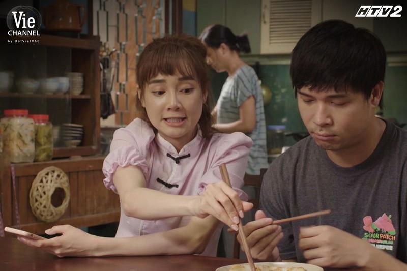 Nhã Phương thấy mình như 'ở đợ' trong phim 'Cây táo nở hoa' - ảnh 3
