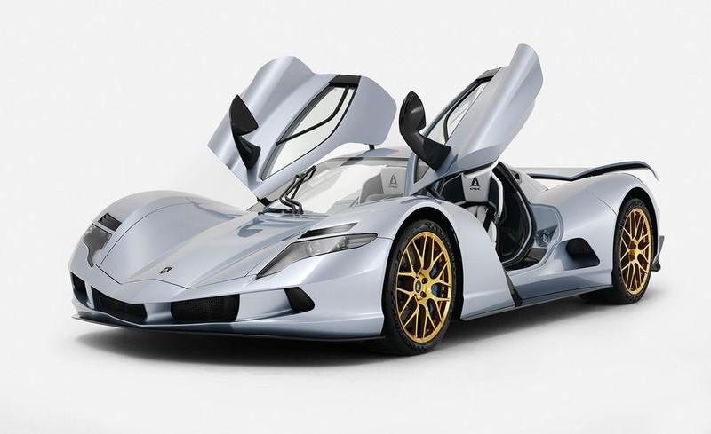Những chiếc xe điện được mong đợi nhất trong tương lai - ảnh 1