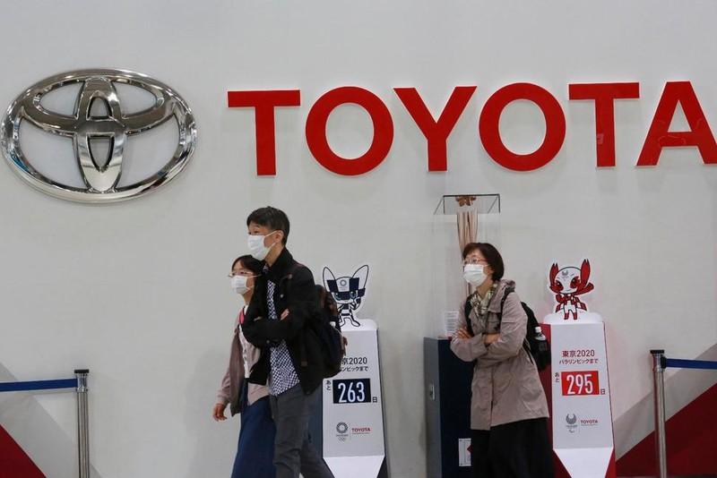 Toyota mua lại bộ phận xe tự lái của Lyft giá 550 triệu USD - ảnh 1