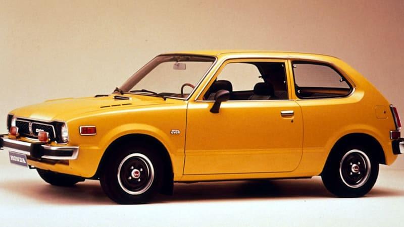 Nhìn lại thiết kế của Honda Civic qua các thời kỳ - ảnh 1