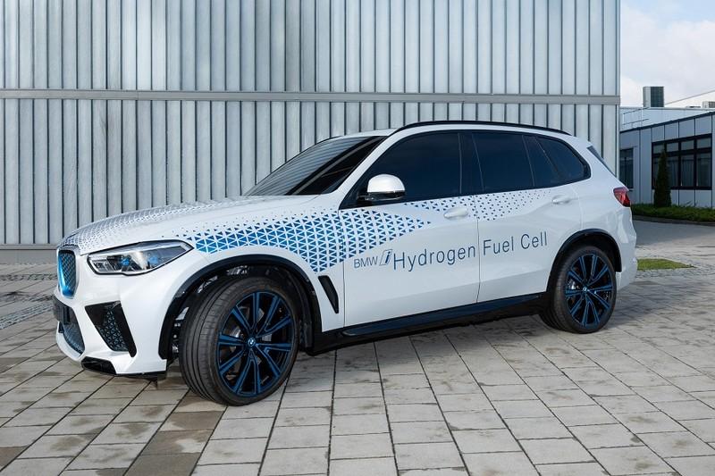 BMW X5 chạy bằng khí hydro sẽ ra mắt vào cuối năm 2022 - ảnh 2