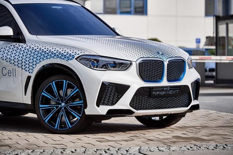 BMW X5 chạy bằng khí hydro sẽ ra mắt vào cuối năm 2022 - ảnh 3