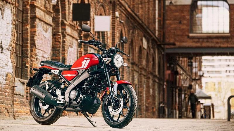 Mô tô Yamaha XSR chính thức ra mắt với giá gần 150 triệu đồng - ảnh 1