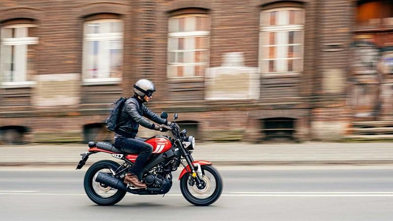 Mô tô Yamaha XSR chính thức ra mắt với giá gần 150 triệu đồng - ảnh 4