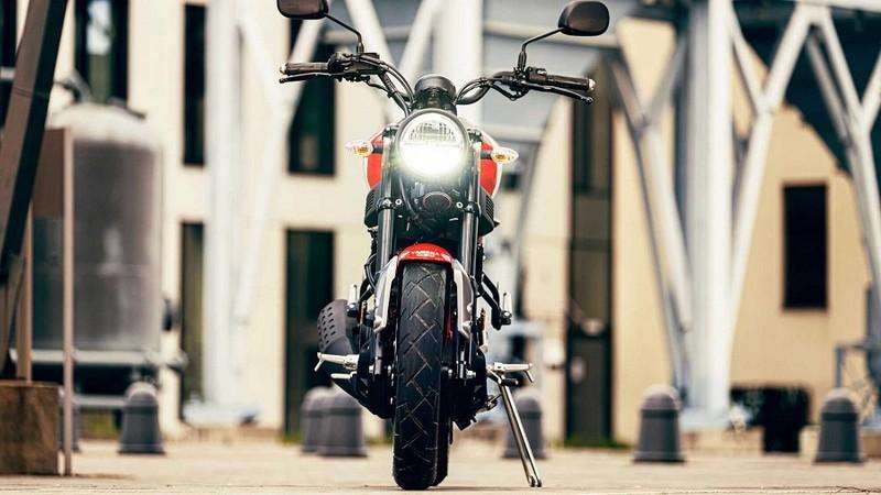 Mô tô Yamaha XSR chính thức ra mắt với giá gần 150 triệu đồng - ảnh 3