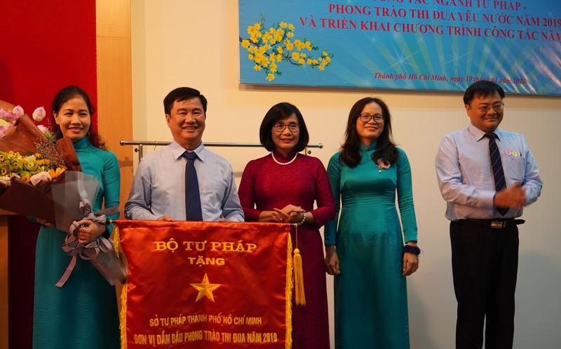 Hội nghị tổng kết ngành tư pháp TP.HCM năm 2019 - ảnh 2