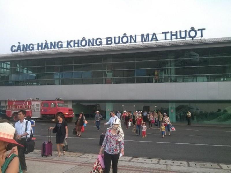 5 chuyến bay đến TP.HCM phải hạ cánh tại Buôn Ma Thuột - ảnh 1
