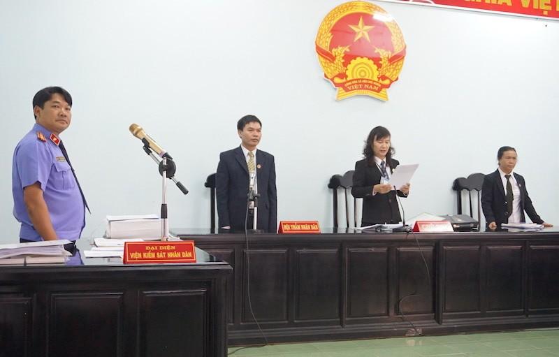 Phó chánh án làm oan 5 công dân đã trả lời văn bản  - ảnh 1